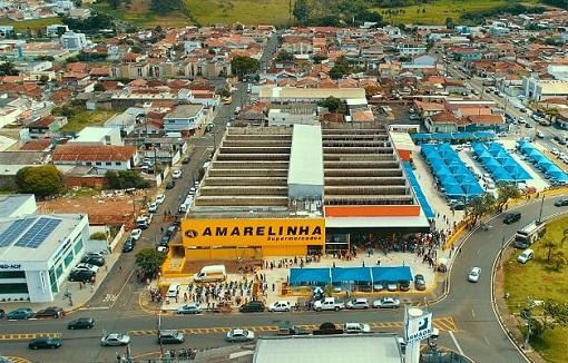 Amarelinha inaugura loja  e anuncia mais três filiais em Franca