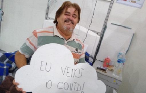 Hospital de Campanha do Ibirapuera celebra 2 mil curados da Covid-19; Veja!