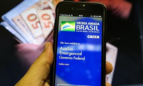 Nova rodada do auxílio emergencial começa a ser paga nesta terça