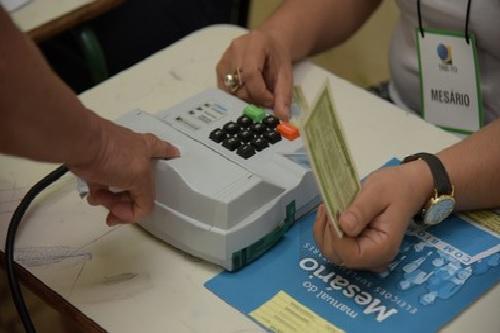 Treinamento de mesários para eleições inicia dia 1 de setembro
