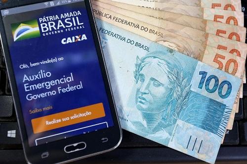 Mais de 1,9 milhão de brasileiros recebem a 5ª parcela do auxílio de R$ 600