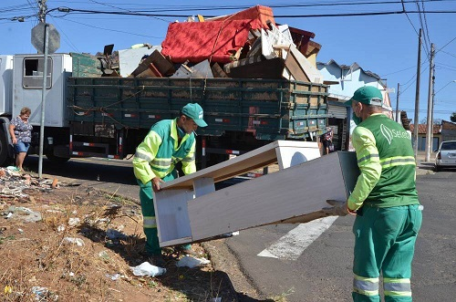 Sábado tem Arrastão da Limpeza em 40 bairros em Franca