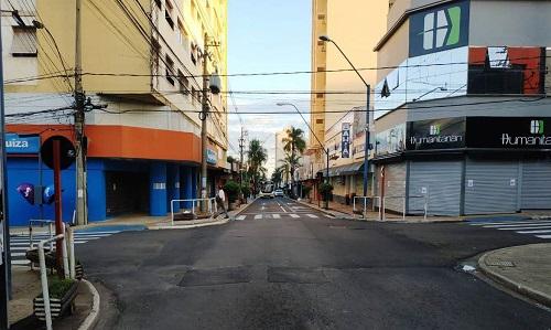 Araraquara decide prorrogar até sábado lockdown contra covid-19