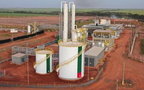 Bolsonaro e ministros inauguram fábrica de biogás na região