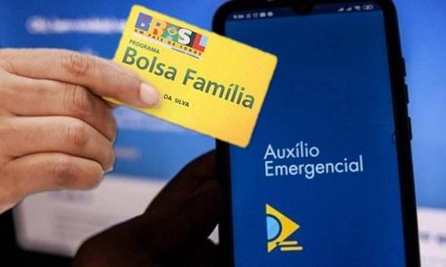 Caixa paga auxílio de R$ 300 para beneficiários do Bolsa Família
