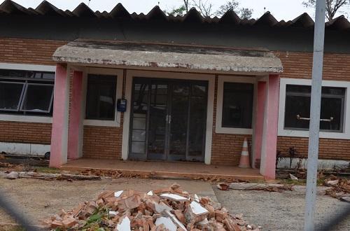 Ambulatório Veterinário está em construção em prédio no Distrito Industrial