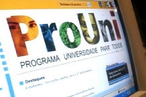 Estudantes da lista de espera do Prouni já podem comprovar os documentos