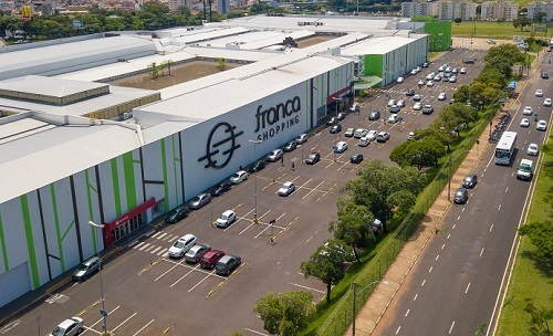 Fase laranja: Franca Shopping abre a partir de hoje durante 08h por dia; Veja!
