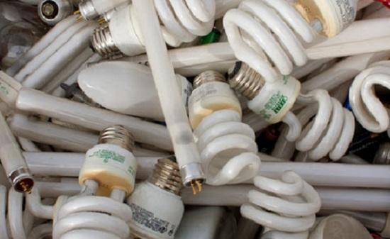 Franca é uma das campeãs em destinação correta de lâmpadas fluorescentes