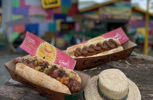 ChoriUai: prato que mistura culinárias mineira e argentina  é lançado em Franca