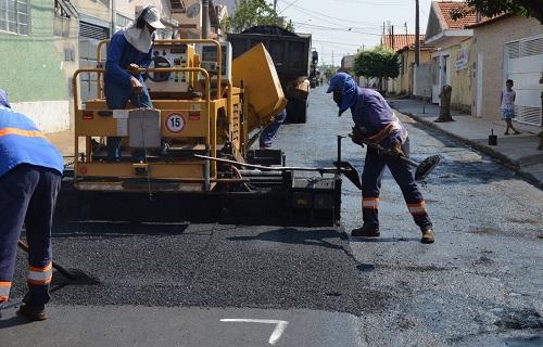 Nova etapa terá 15 vias recapeadas em Franca