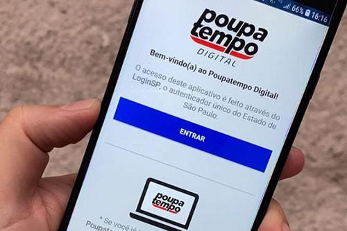 Serviços do Contran podem ser realizados nos canais digitais do Poupatempo