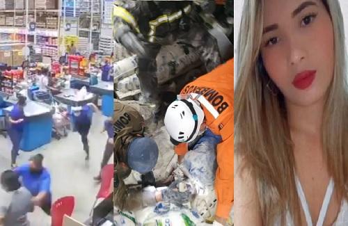 Queda de prateleiras em supermercado deixa feridos e uma pessoa morre; Veja!