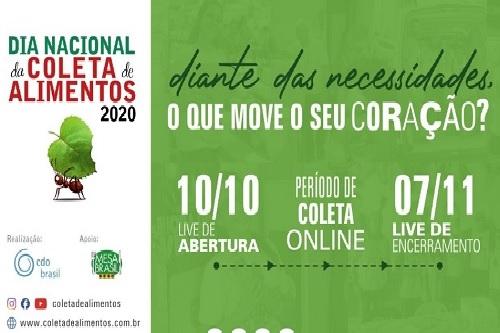 Savegnago Supermercados participa da Campanha Nacional da Coleta de Alimentos