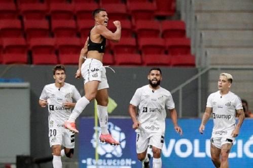 Santos garante vaga na fase de grupos da Libertadores da América