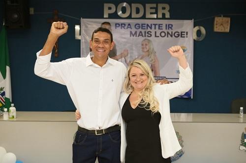 PSD confirma chapa com Katiuscia e Elson para prefeitura de Cristais Paulista
