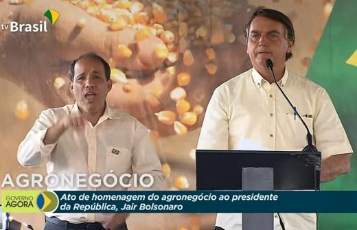 'Ficar em casa é para os fracos' diz Bolsonaro em discurso no Mato Grosso