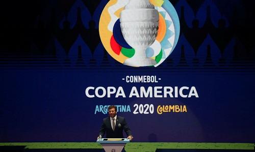 Conmebol aumenta premiação da Copa América para US$ 10 milhões