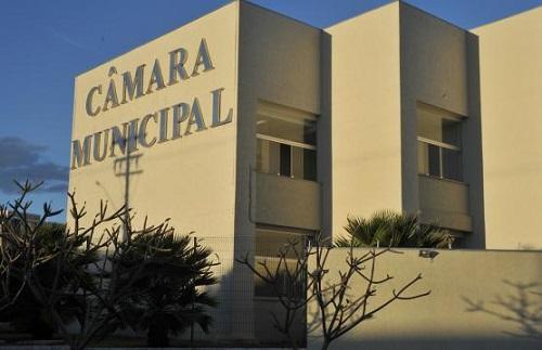 Câmara Municipal não terá presença de público a partir de segunda