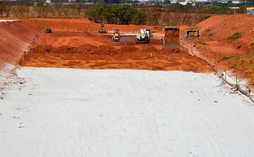 Aterro Sanitário é ampliado e recebe investimentos de R$ 2,3 milhões